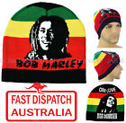 Fancy Dress Party Costume Hippie 70s Reggae Jamaica Jamaincan Bob Marley Beanie
