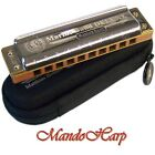 Hohner Harmonica - 2005/20 Marine Band Deluxe (SELECT KEY) NEW