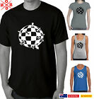 Chess Board Player Game World Aussie Store Ladies Men's Sizes Funny T-Shirts new