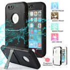Waterproof Heavy Duty Tough Slim Armor Case Cover For Apple General iPhone 6 4.7
