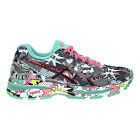 Asics Gel-Nimbus 18 Women's Shoes Carbon/Black/Green Gecko t6k9n-9790