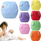 Sanwood Baby Kid Diaper Cover Adjustable Reusable Washable Nappies Cloth Diapers