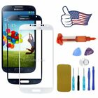 Front Screen Glass Lens Replacement Repair Tools kit/Glue for Samsung Galaxy S4