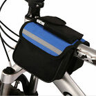 Cycling Bag Tube Package Outdoors Gear Bike Saddle Bag Durable Panniers