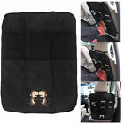 EASY CLEAN CAR SEAT KICK MAT BACK COVER PROTECTOR+NET POCKET STORAGE ORGANIZER