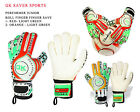 GK Saver Goalkeeper Gloves Football League Roll Finger Save Gloves Performer 01