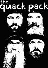 QUACK PACK UNCLE SI SILAS DUCK DYNASTY PHIL JASE WILLIE SHOW T-SHIRT ADULT KIDS