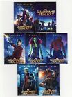 GUARDIANS OF THE GALAXY - MOVIE POSTER FRIDGE MAGNETS (marvel rocket toys tpb hc
