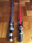 1PC Hasbro Star Wars Extendable Lightsaber Darth Vader/Obi-Wan Kenobi/Anakin Toy $24.5 AUD