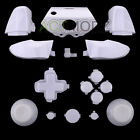 Full Button Kit Replacement for Microsoft Xbox One Controller Chrome Solid Color