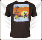 Surf & Beach T-Shirt - mit Surf-Motiv - von FancyBeast