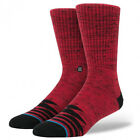 STANCE NEW Men's Sports Socks Red Nautilos BNWT