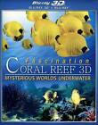 Fascination Coral Reef 3D: Mysterious Worlds Underwater [Blu-ray, 2013] - NEW!!!