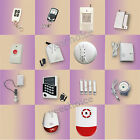 Multiple Accessories Detector Wireless Siren Remote for D-series Alarm System