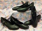 Capezio/Leo/Theatrical Black Character Shoes