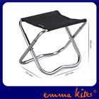 Portable Folding Chair For Camping Traveling Fishing Beach Garden Picnic