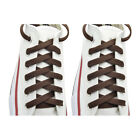 2 Pairs Flat 27*,36*,45*,54*,63* Athletic Sports Sneaker Brown Shoelace Strings