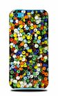 BEADS BUTTON WALLPAPER HARD CASE COVER FOR APPLE iPHONE 5C
