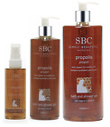 SBC Propolis Bath and Shower Gel, ideal for sensitive, delicate skin, all sizes