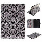 Luxury Magnetic Flip Leather Wallet Case Cover For Apple Samsung Galaxy Tabs
