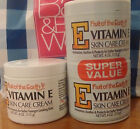 Fruit of the Earth Vitamin-E Skin Care Cream 120 ml 113g 4oz New 1 and Pack of 2
