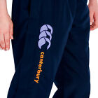 Canterbury Girl's Open Hem Stadium Pants - Navy Purple Orange