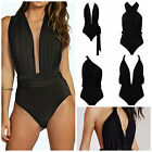 Women Any Way MULTIWAY Ladies Slinky Bodysuit Sexy Leotard Top MULTI WAY Party