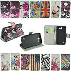 Beautiful Magnetic Flip Stand PU Leather Wallet Phone Case Cover Patterned For