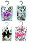 Scented Wardrobe Hangers - Choice 4 Scented Fragrance Sachets Large 32g - Set 2
