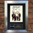 ARCADE FIRE Signed Autograph Mounted Quality Photo Reproduction A4 Print 410
