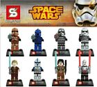 SUPER HEROES CUSTOM  MINIFIGURES PICK YOUR OWN sets fit with lego