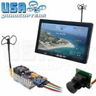 5.8GHz FPV System Camera, Monitor, 2000mW Video Transmitter Quadcopter Drone