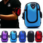 Sports Running Jogging Gym Wrist Pouch Mobile Arm Bag Case Strap For Sony Xperia