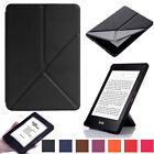 Magnetic Origami Smart Leather Flip Case Stand Cover For Kindle Paperwhite 6inch