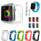 TPU Silicone Gel Case Cover For Apple Watch Smart Watch 38mm 42mm New