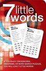 7 Little Words Bk. 1 : 100 Puzzles by Christopher York and Blue Ox Technologies