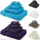 SET OF 3 LUXURY JUMBO LARGE SOFT COTTON BATH TOWELS SHEET BALE SET BATHROOM GIFT