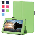Magnetic PU Leather Smart Cover Case For Amazon Kindle Fire 7 HD 8 HD 10 Tablet