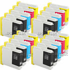 20x Combo High Quality LC51 Ink for Brother MFC-465CN DCP-350C MFC-240C Printer