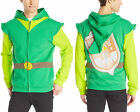 The Legend of Zelda Link Cosplay Jacke Kapuze Kostüm Pullover Junge Jacket neu