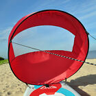 """42"""" Portable PVC Downwind Wind Paddle Instant Popup Board Kayak Sail Accessories"""
