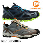 MENS MERRELL AIR CUSHION TREK OUTDOOR HIKING TRAIL WALKING TRAINERS SHOES SIZE