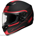Shoei Qwest Bloodflow Motorcycle Helmet TC-1 quest matt - Black/red XXS