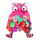 Toddler Girl Owl Vintage Backpack Shoulder School Bag NEW Cute! FREE SHIPPING