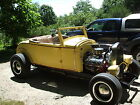 Ford%3A+Model+A+1931+ford+coupe+hot+rod+with+350+motor+saginaw+tranny+s+10+rear+end+with+top