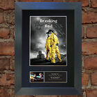 BREAKING BAD No1 Signed Autograph Mounted Reproduction Photo A4 Print 362