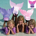 1×Practical Kids Mermaid Tails Swimming Fin Children Swimming Web-footed Flipper