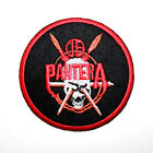 Pantera Cowboys from Hell Hard Rock Music Punk Embroidered T-Shirt Iron on Patch