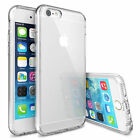 SOFT Clear Silicone Ultra Thin GEL CASE Protector for Apple iPhone 6/ 5/ SE/6+/7