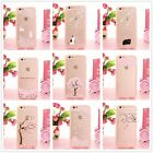 Cute Various Pattern Skin Hard  Back Case Cover For Apple iPhone5 SE 6 6S Plus